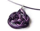 Purplish - Mini Fortune Necklace
