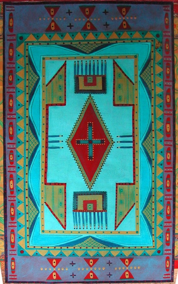 Unavailable listing on etsy for What crafts did the blackfoot tribe make