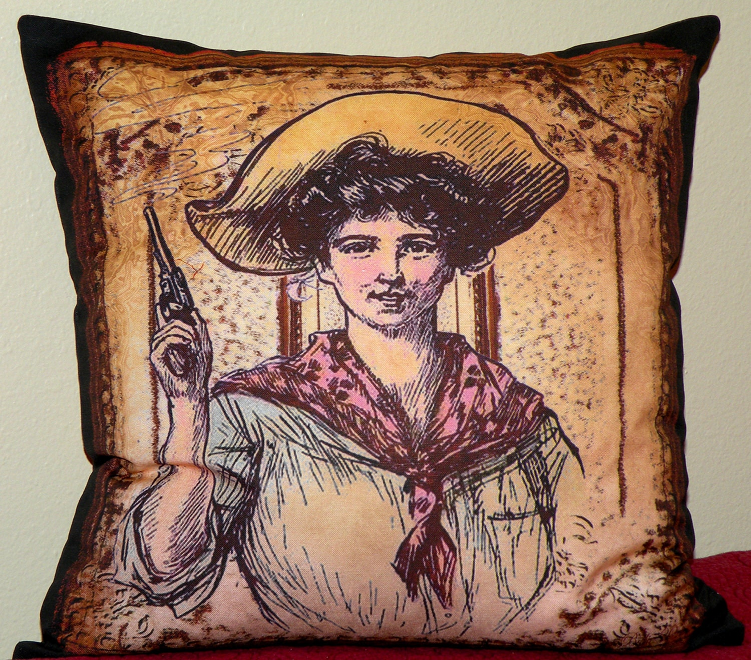 Ready Made Decorative Pillow Covers : Ready To Ship Decorative Pillow Cover ROOT N by floorartetc