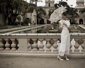 Ingrid - 1940's inspired wedding gown