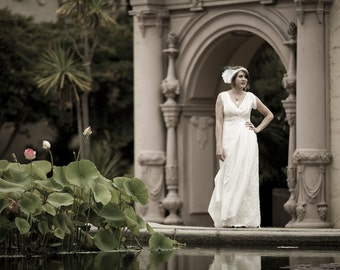Irene - 1912 inspired wedding gown