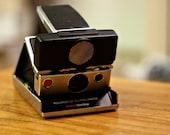 Vintage Polaroid Sonar One Step  SX 70 Circa 1977