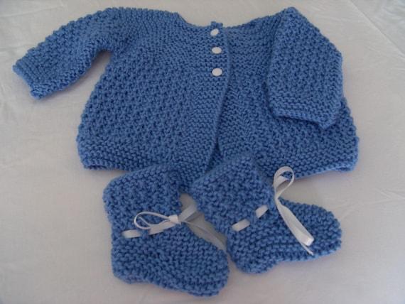 SALE ITEM - Bluebird Baby Set