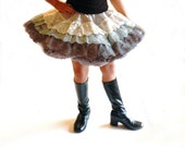 PATTERN and TUTORIAL - Sasha's Lace Twirl Skirt