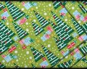 Christmas Holiday Table sized  Eco-friendly Cotton Cloth Napkins, set of 4