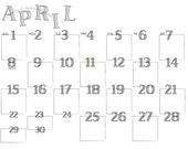 2012 Wall Calendar