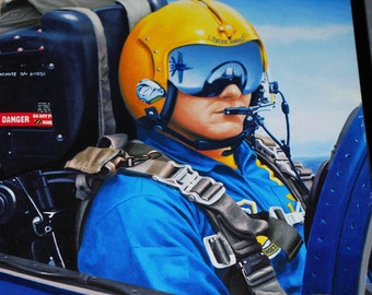 GI Joe Classic Collection US Navy Blue Angels