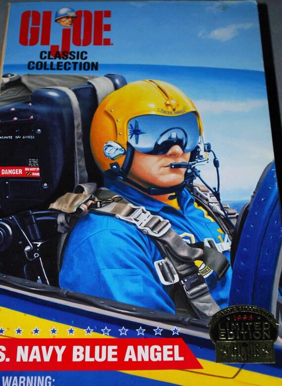 GI Joe Classic Collection US Navy Blue Angels