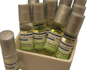 Fields of Lavender RollOn Perfume Oil