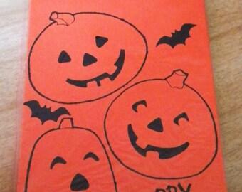 NIP - 1980s Halloween Treat Bags