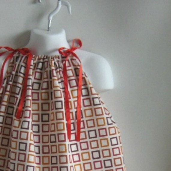 Pillowcase Dress Top Size 18 Month 24 By Planetplayground