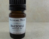 Razzouli - Perfume Oil - Raspberry Puree, Ruby Red Grapefruit, Dark Patchouli