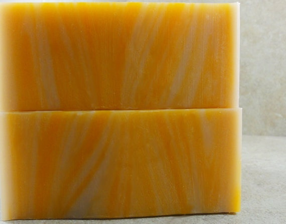 ZomBee - Handmade Soap - Honeycomb, Crushed Clove, Dark Patchouli - Autumn Limited Edition