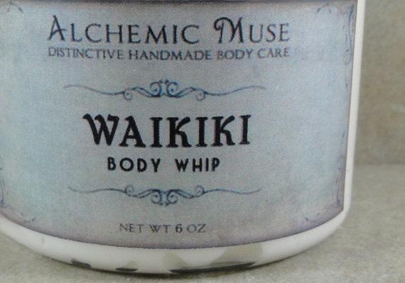 Waikiki - Body Whip - Island Lime, Fresh Coconut, Summer Sunshine