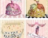 Celebration--Digital Scrapbooking-Collage Sheet-Digital Card-Digital Image
