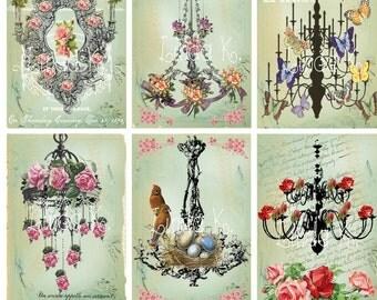 Lighting--Digital Scrapbooking-Collage Sheet-Digital Image-Digital Card...