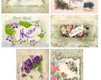 Digital Scrapbooking-Collage Sheet-Digital Card-Digital Image....Mother's Day 2012
