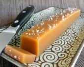 Fleur de Sel Organic Caramel Bars by Have It Sweet As Seen In Martha Stewart Weddings