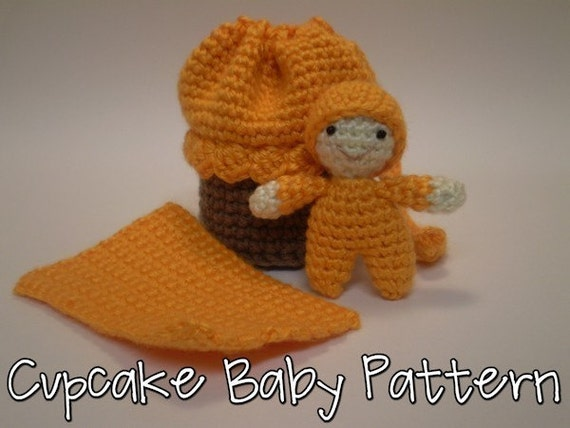 Cupcake Baby PATTERN