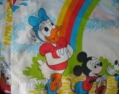 Micky Mouse Sheet Set