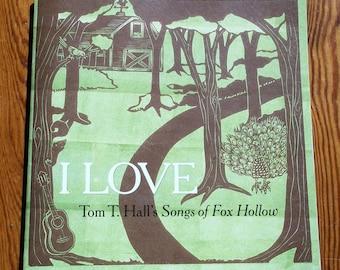 I Love, Songs of Fox Hollow