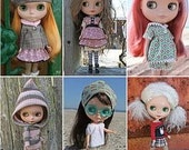 Blythe clothes Make your own