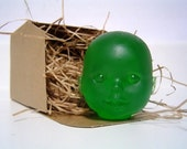 Baby Doll Soap-green