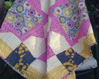 Organic Cotton Fabric Quilt