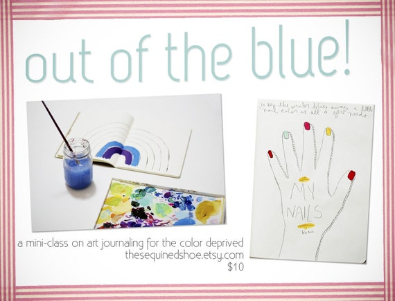 Out of the Blue Class PDF