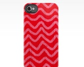 iPhone Case- iPhone (4S, 4) -  iPhone Case / iPhone (3GS, 3G) - Chevron  Zig zag Rupydetequila Design