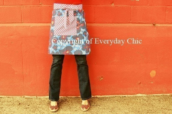 DIY Make Your Own Hostess Apron Kit by Everyday Chic
