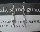 Percy Jackson and the Olympians Lightning Thief Earrings