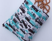 Reusable  Snack Bag Sandwich Cloth - Eco Friendly Haul It by BonTonsGifts on Etsy