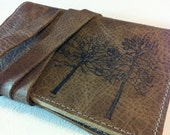 Leather Passport Wallet - Handmade Wallet - Passport Case - Custom - Monogram - Personlize
