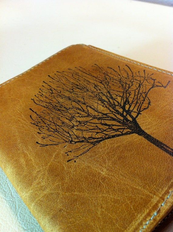 billfold wallet with card slots leather custom for you dead tree