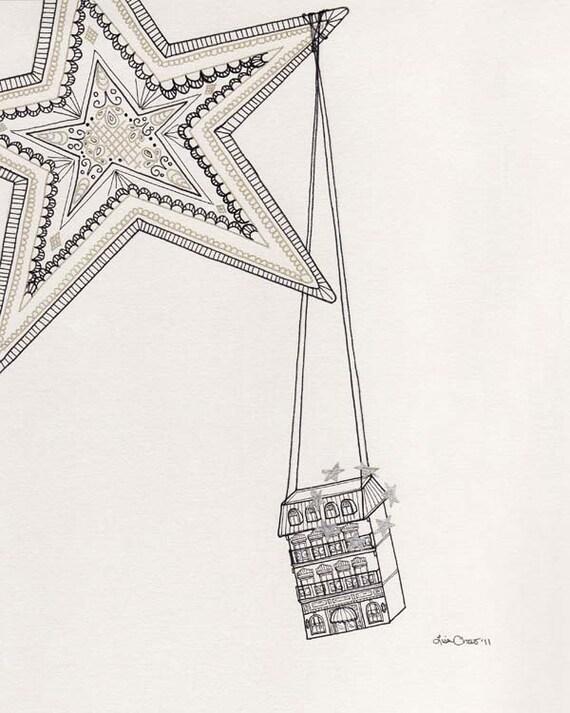 SALE Swing Print - 8x10