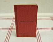 1908 Rules of Golf ...vintage st andrews booklet