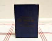 RESERVED for pacmedia 1900s Rugby Football Club ...vintage bruntsfield rule book