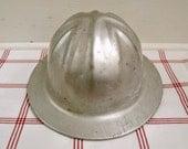 McDonald Mining Helmet ...vintage aluminum hat