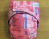 Medium Geometrical Pocket Diaper -CLEARANCE-