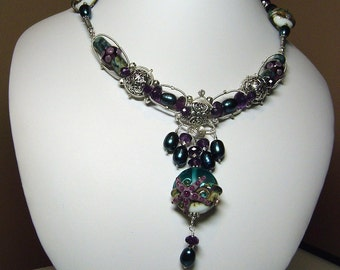 Ocean Fantasy Necklace