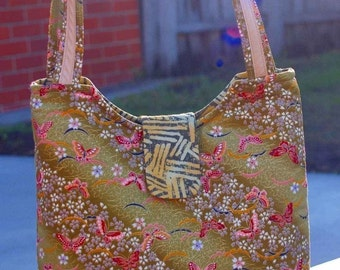 How to Make a Simple and Classy Handbag PDF - Digital File DIRECT DOWNLOAD
