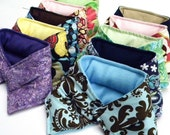 Ten Microwave Neck Wraps, Bulk Heating Pads, Hot Cold Therapy Pack, Heat Bags, rice flax, wholesale