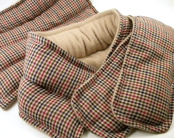 Microwave Heating Pad Hot or Cold Packs, Dad Gift for Dad Unique Gift Idea Retirement Gift for Grandfather