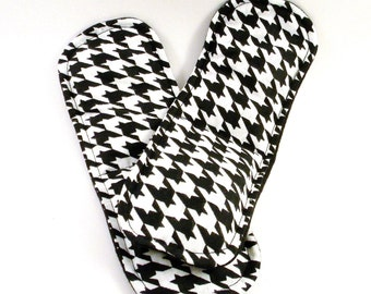 Men's Stocking Stuffer, Feet Heating Pad Microwaveable, Hot Cold Packs, Relax Tired Feet, Houndstooth