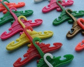 Twenty One Vintage Doll Hangers For Dawn Fashion Doll