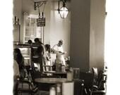 A Moment at Cafe' Du Monde - New Orleans, LA - Fine art Photograph