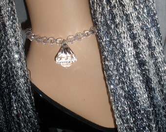 Beautiful Crystal Beaded Women's Anklet