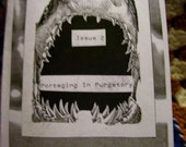 Portaging in Purgatory Zine issue 2