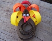 double featherd turkey clip